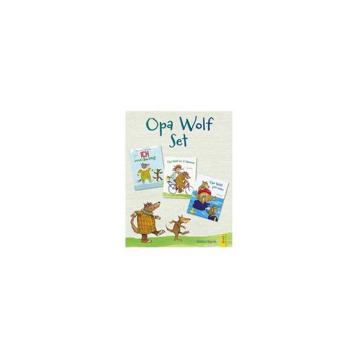 G & G Verlagsgesellschaft Opa Wolf Set