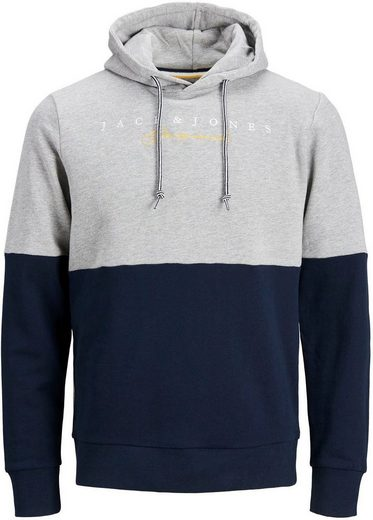 Jack & Jones Junior Kapuzensweatshirt »JORTRAILER SWEAT HOOD NO«