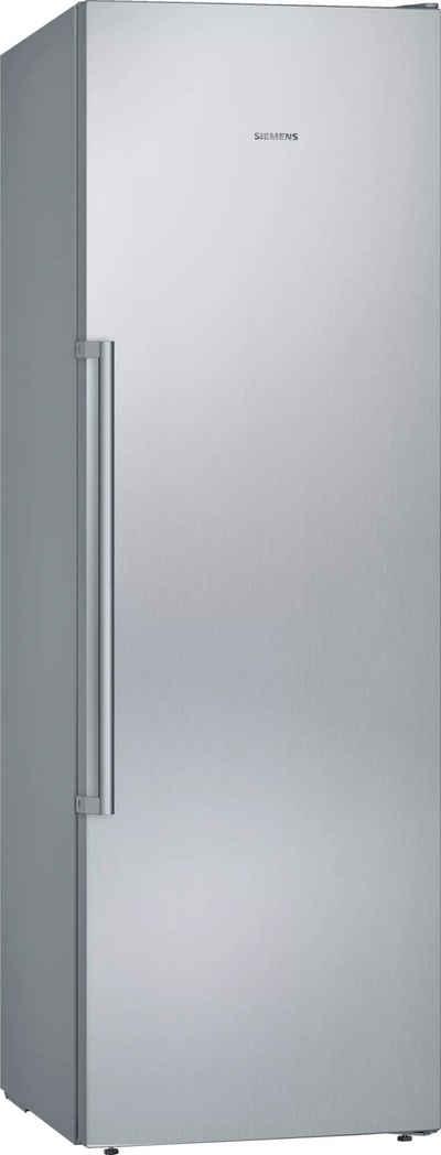 SIEMENS Gefrierschrank iQ500 GS36NAIDP, 186 cm hoch, 60 cm breit