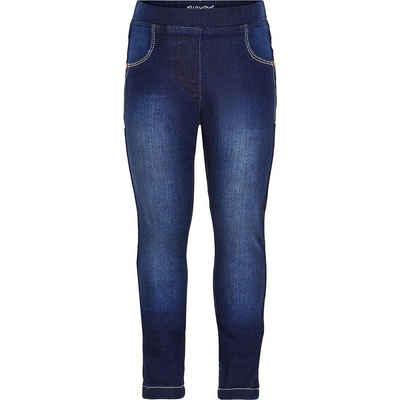 Minymo Jeansshorts »Jeanshose für Mädchen«