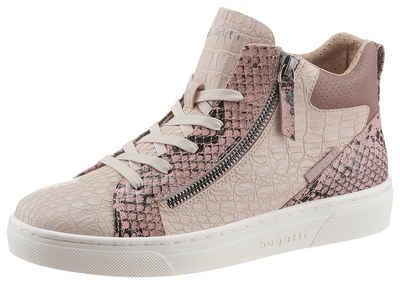 bugatti »ELEA« Sneaker in trendiger Reptiloptik
