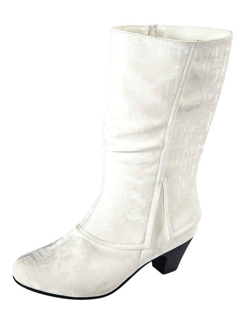 Liva Loop Stiefel aus changierendem Softmaterial