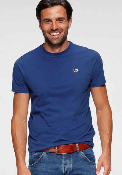 KangaROOS T-Shirt unifarben