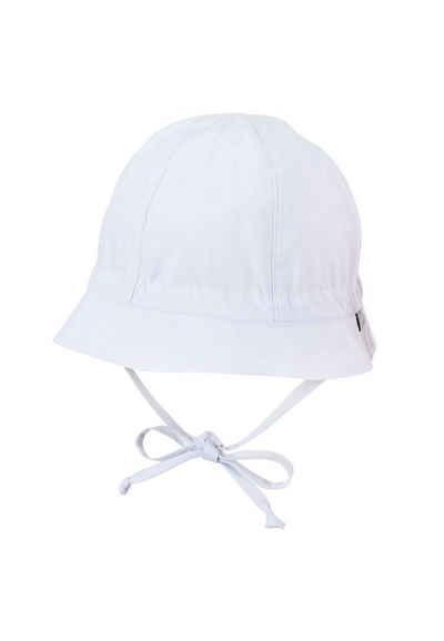 Sterntaler® Sonnenhut »Hut« mit Ohrenklappen und Bindeband