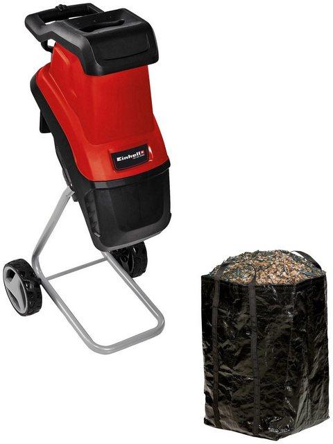 Einhell Messerhäcksler »GC-KS 2540«| 40 cm max. Astdurchmesser | Garten > Gartengeräte > Laubsauger und Häcksler | Einhell
