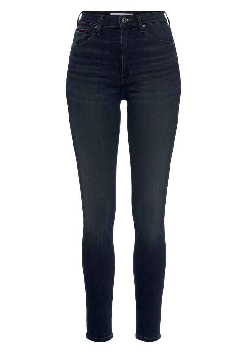 Tommy Jeans Skinny-fit-Jeans »SYLVIA HR SKNY BE163 BBKST«