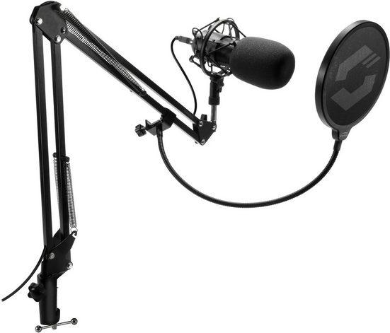 Speedlink Mikrofon »SL-800010-BK«