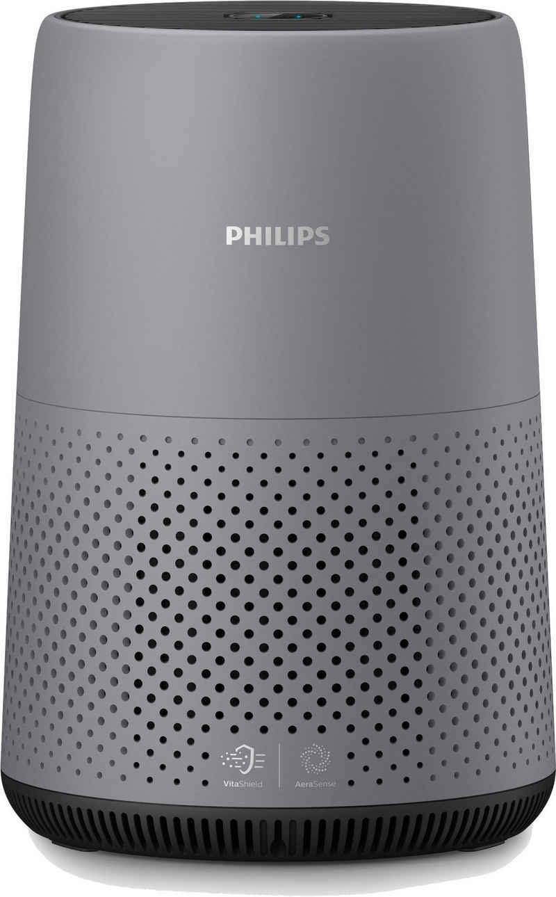 Philips Luftreiniger Series 800 AC0830/10, für 49 m² Räume