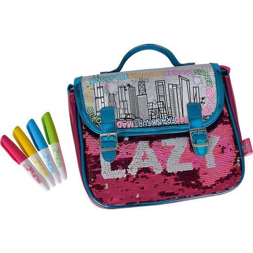 SIMBA Malvorlage »Color Me Mine - Swap Briefcase (mit«