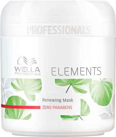 Wella Professionals Haarkur »Elements Renewing Mask«, stärkend