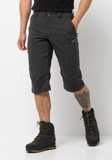 Jack Wolfskin 3/4-Hose »ACTIVATE LIGHT 3/4 PANTS M«