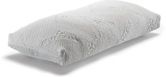 Nackenstützkissen, »GELTEX® Kissen Soft«, Schlaraffia, Füllung: GELTEX® Flocken, Bezug: Tencel & Polyester, (1-tlg), mit GELTEX® Technologie