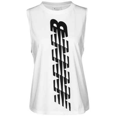 New Balance Tanktop »Relentless Cinched Back Graphic«