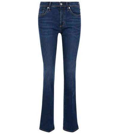 s.Oliver Skinny-fit-Jeans »s.Oliver Betsy Bootcut-Jeans klassische Damen Denim-Hose im 5-Pocket-Stil Sommer-Jeans Blau«