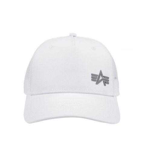 Alpha Industries Trucker Cap »Small Logo«