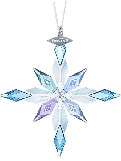 Swarovski Dekofigur »Die Eiskönigin 2, Schneeflocken Ornament, 5492737«, Swarovski® Kristall