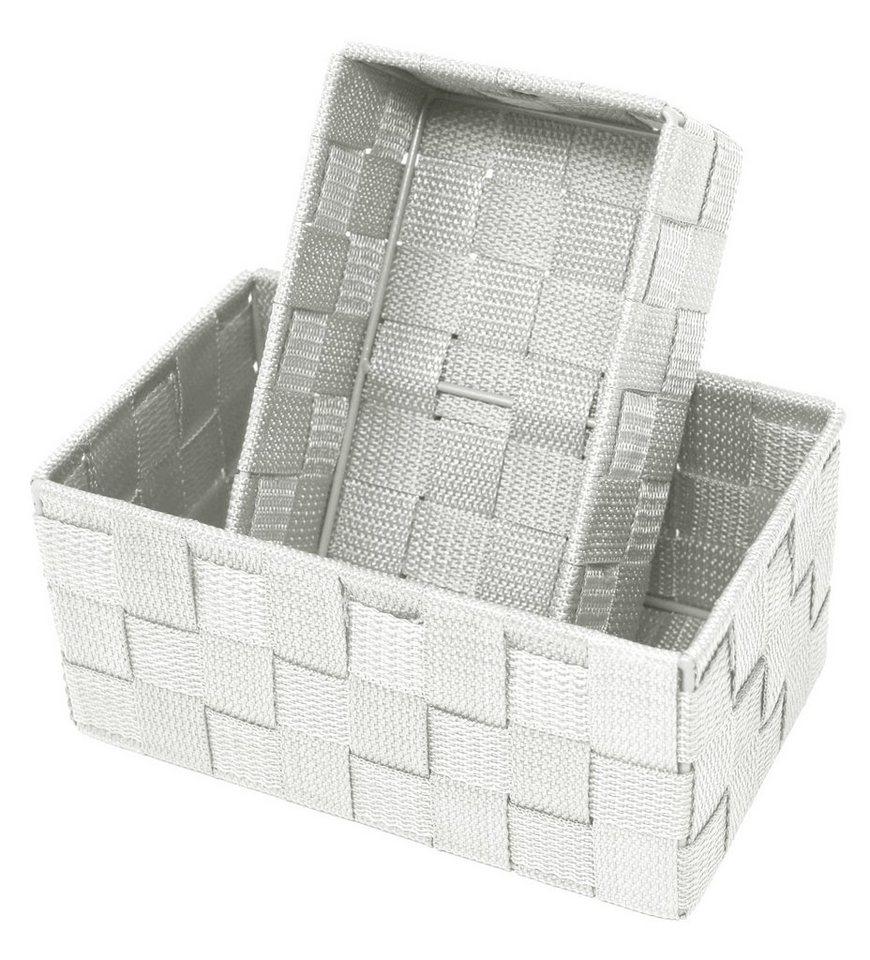Lashuma Aufbewahrungskorb Set, 20 Stück, 20x Badkorb 209x200x20 cm, 20x  Aufbewahrungsbox 200x203x200 cm online kaufen   OTTO
