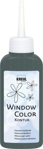 Fenstersticker, Kreul, 80 ml