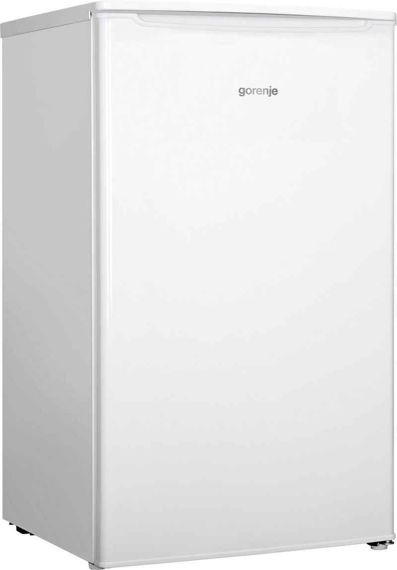 GORENJE Kühlschrank RB391PW4, 84,7 cm hoch, 49,4 cm breit