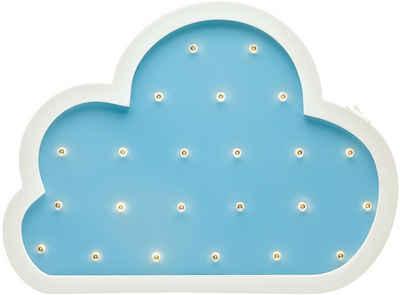 Pauleen Wandleuchte »Lovely Cloud«, Wolke