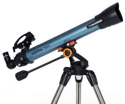 Celestron »Inspire 70mm AZ Refraktor« Fernglas