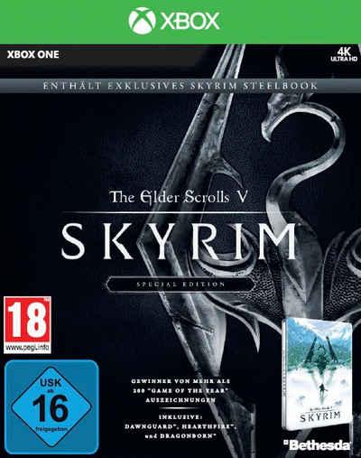 The Elder Scrolls V: Skyrim Special Edition Xbox One