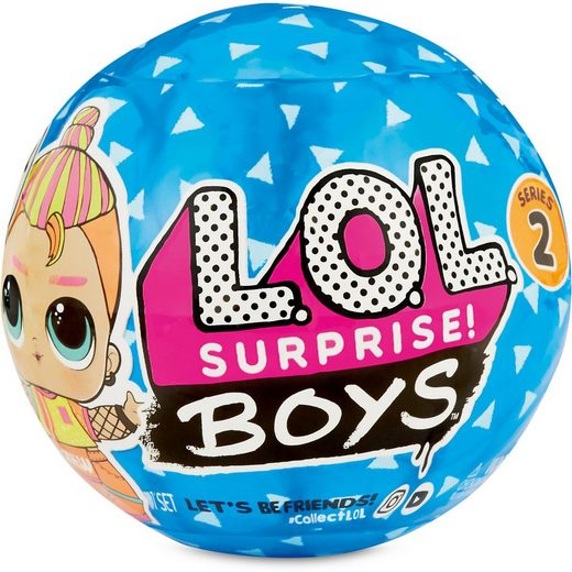 MGA Sammelfigur »L.O.L. Surprise Boys sortiert in Box Wave 1«