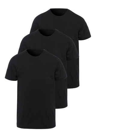 ONLY & SONS T-Shirt »BASIC SLIM O-NECK 3 PACK« (Packung, 3-tlg)