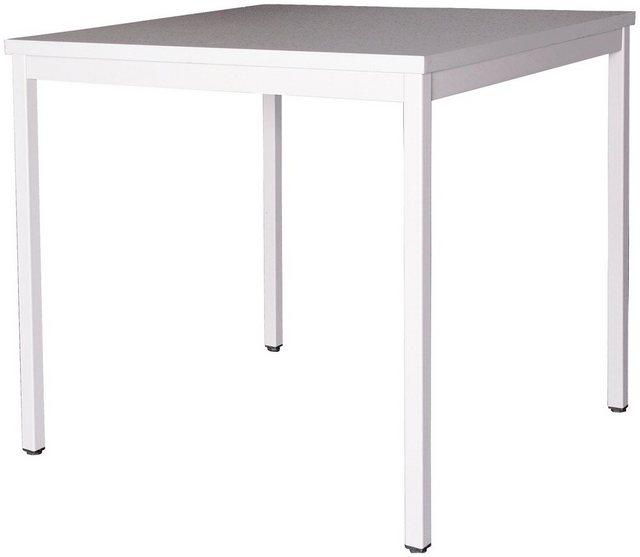 Schreibtische - SZAGATO Schreibtisch Stahlrahmen, Profi Qualität  - Onlineshop OTTO