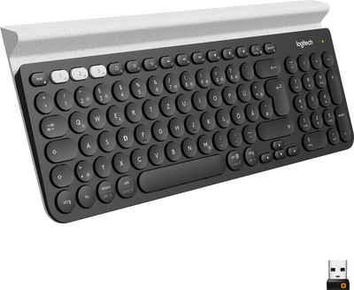 Logitech »K780 MULTI-DEVICE« Wireless-Tastatur