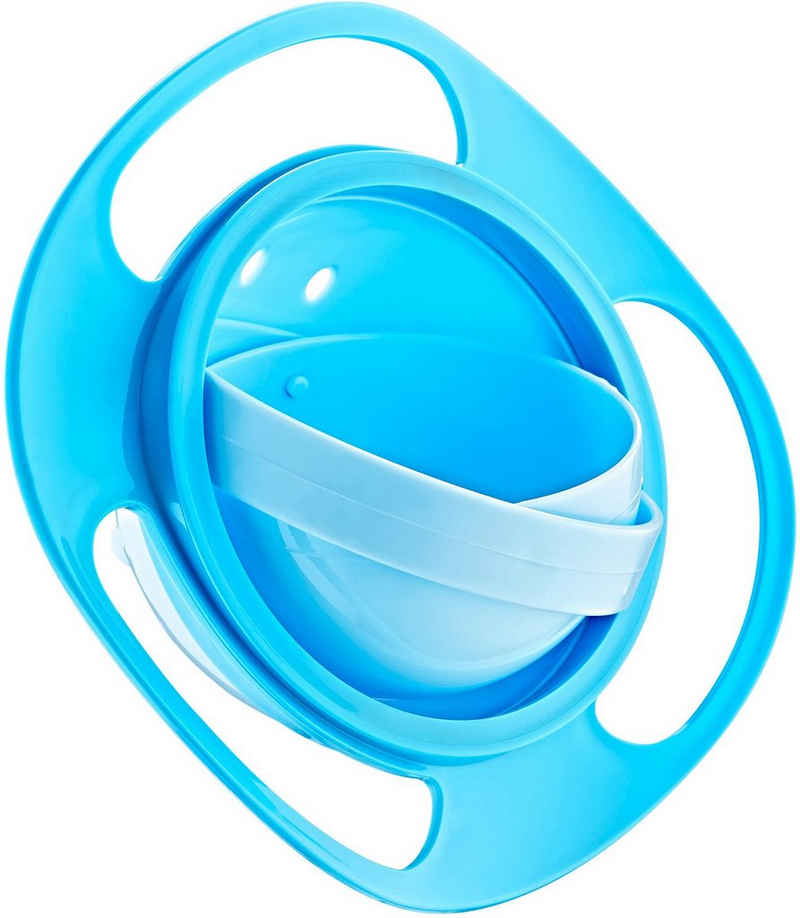 Babyjem Teller »Amazing Bowl, blue«, Made in Europe