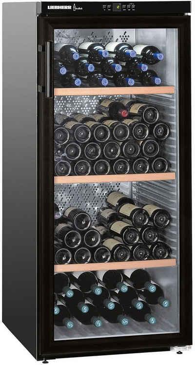 Liebherr Weintemperierschrank WKb 3212-21, für 164 Standardflaschen á 0,75l