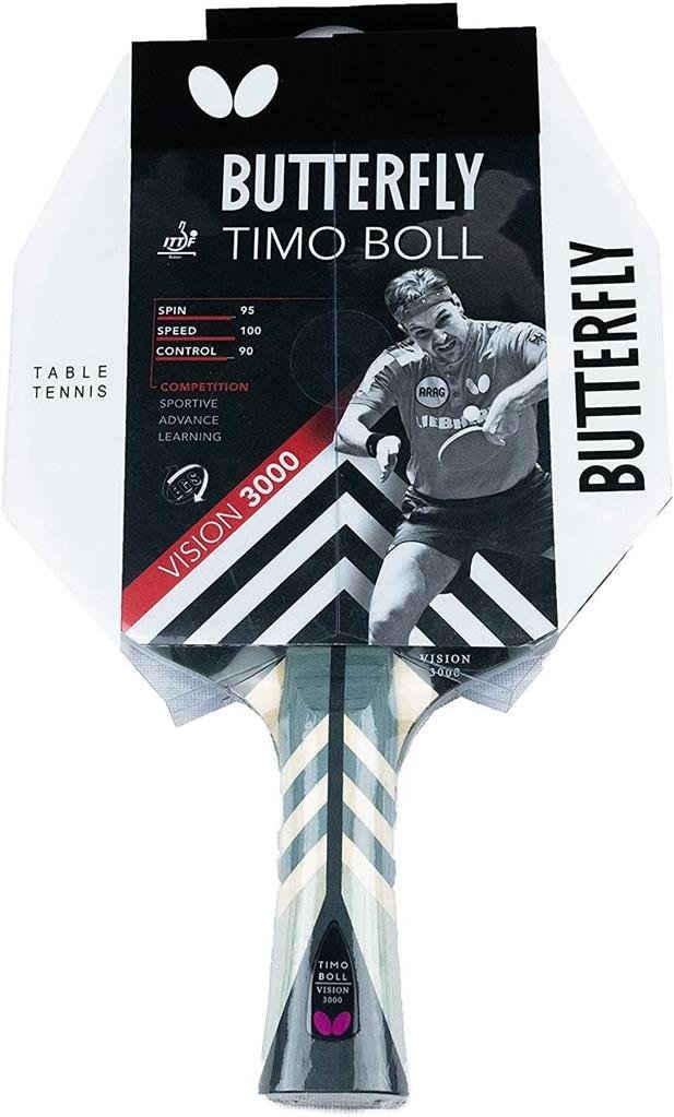 Butterfly Tischtennisschläger »Timo Boll Vision 3000«