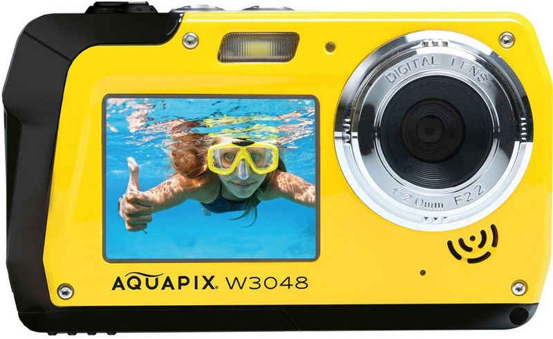 Easypix »Aquapix W3048 Edge yellow« Outdoor-Kamera