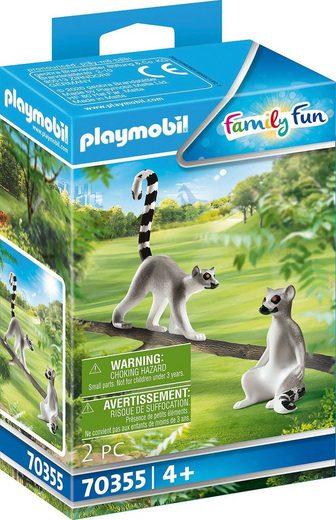 Playmobil® Spielfigur »PLAYMOBIL® 70355 2 Kattas«