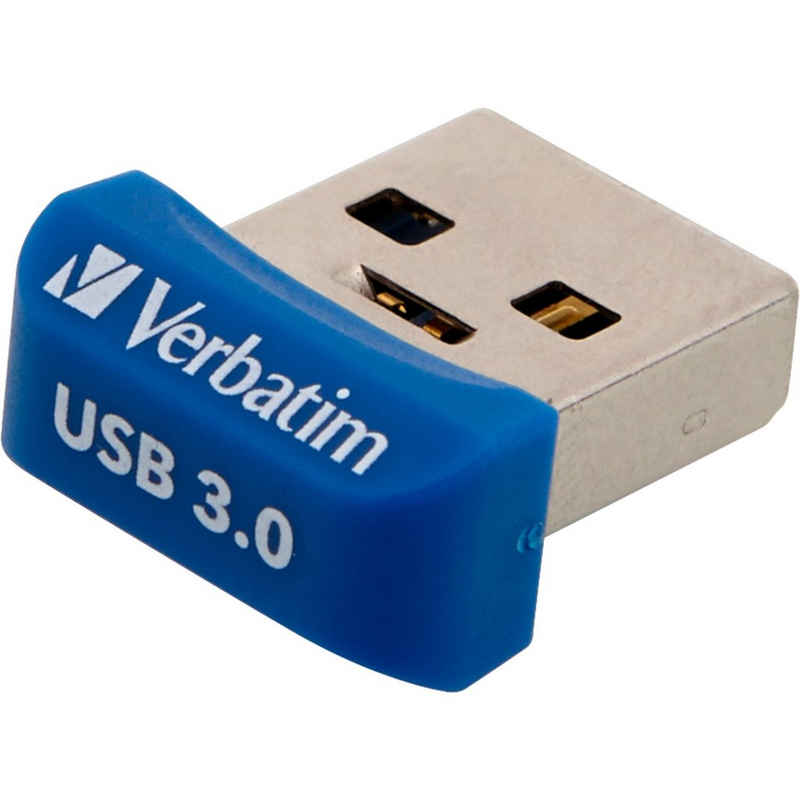 Verbatim »Store 'n' Stay Nano 32 GB, USB-A 3.2 Gen 1« USB-Stick