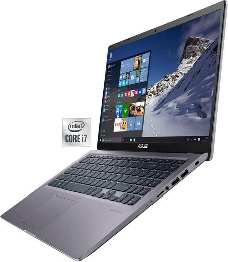 Asus F515JA-EJ722T Notebook (39,6 cm/15,6 Zoll, Intel Core i7, Iris Plus Graphics, 512 GB SSD)