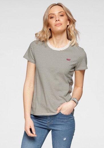 Levi's® T-Shirt »Perfect Tee« mit Batwing-Logo