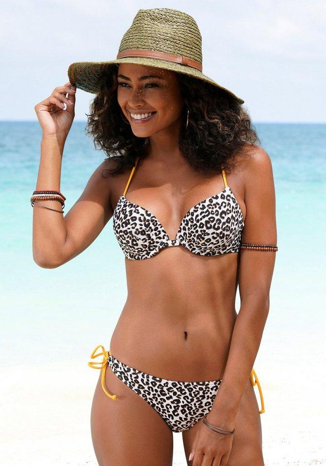 Bademode - Buffalo Bikini Hose »Kitty«, in knapperer Form ›  - Onlineshop OTTO