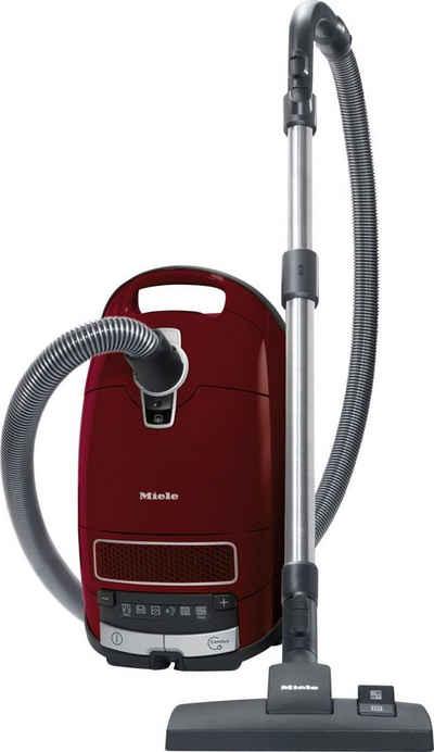Miele Bodenstaubsauger Complete C3 Pure Red PowerLine, 890 Watt, mit Beutel