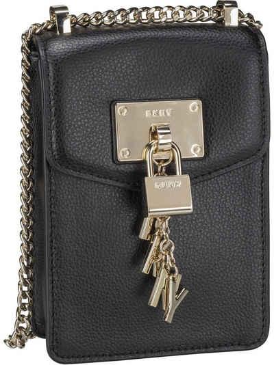 DKNY Umhängetasche »Elissa Pebble Phone Crossbody«, Handytasche