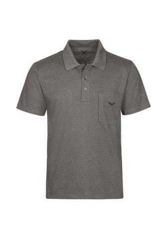 Trigema Polo marškinėliai iš Single-Jersey