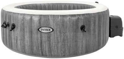 Intex Whirlpool »PureSpa™ Bubble Massage Greywood Deluxe«, 7-tlg., ØxH: 196x71 cm
