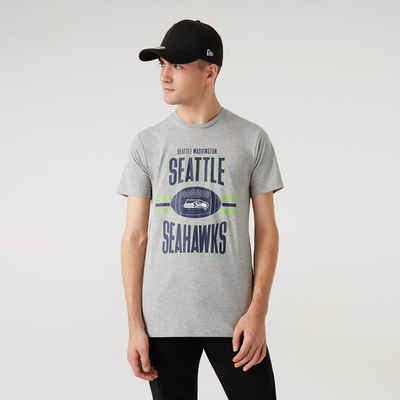 New Era Print-Shirt »New Era NFL SEATTLE SEAHAWKS Football Tee T-Shirt«