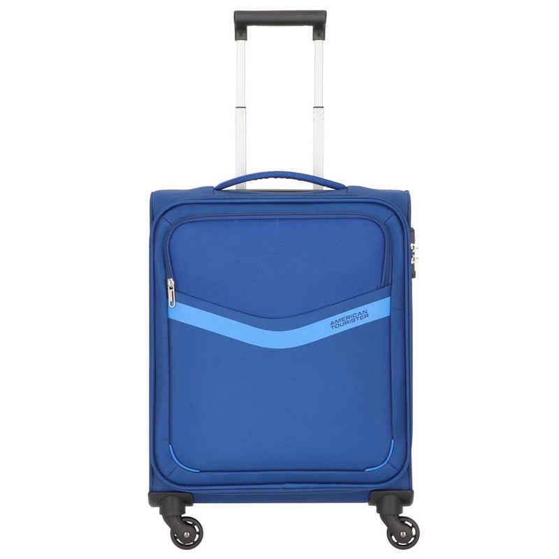 American Tourister® Handgepäck-Trolley, 4 Rollen, Polyester