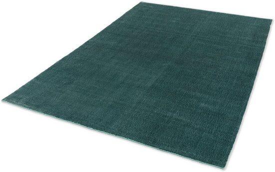 Teppich »Aura«, SCHÖNER WOHNEN-Kollektion, rechteckig, Höhe 15 mm, seidige Viskose
