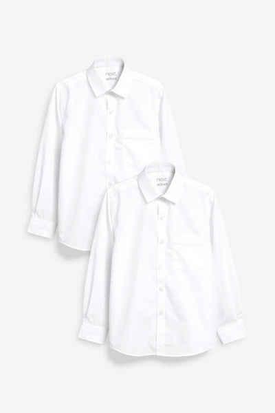 Next Langarmhemd »Langarmhemden (3-17 Jahre), Standard, 2er-Pack« (2-tlg)