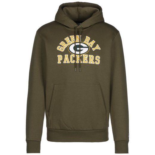 New Era Kapuzensweatshirt »Nfl Green Bay Packers Arch Wordmark«
