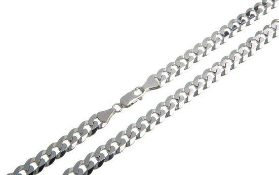 Silberkettenstore Silberkette »Panzerkette 7,5mm«, von 40-100cm wählbar