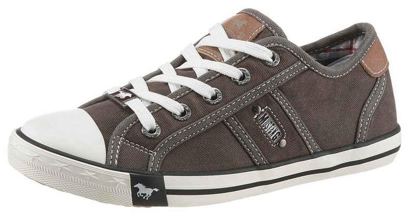 Mustang Shoes Sneaker mit Ziernähten